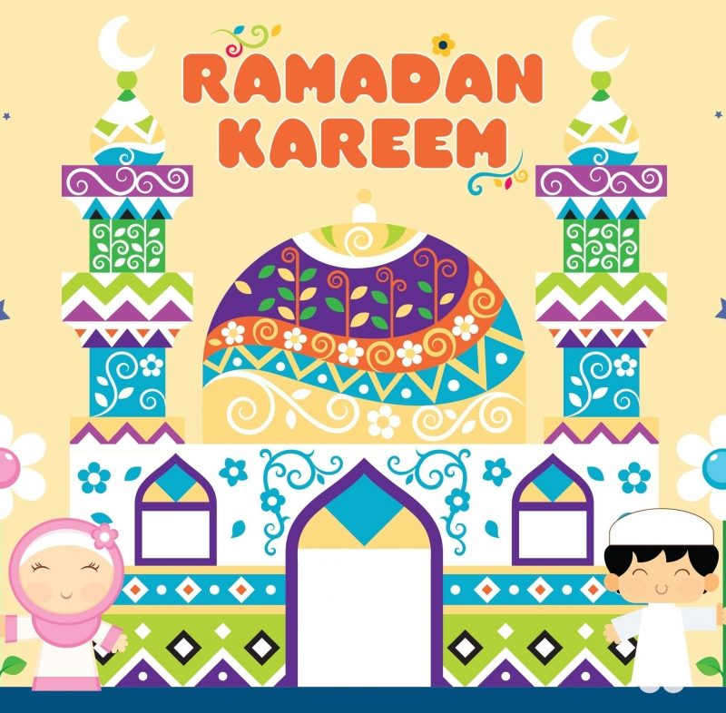 Kids Ramadan Activity Book (7-12)
