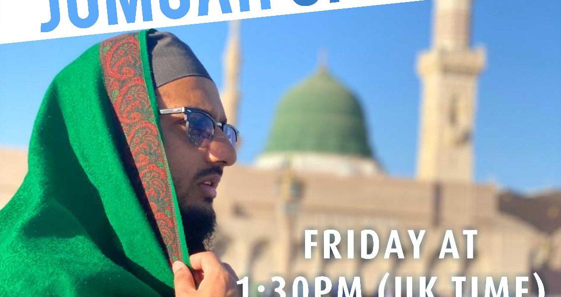Weekly Online Jumu'ah Speech